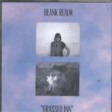 BLANK REALM Grassed Inn CD US Fire 2013 8 Track Promo CD Acetate