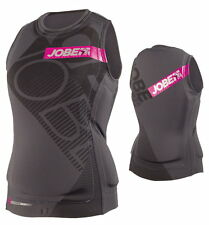 Jobe Progress comp VEST MUJER BLACK wakeboard Cometa Surf SUP Chaleco neopreno