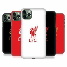 OFFICIAL LIVERPOOL FC LFC LIVER BIRD HARD BACK CASE FOR APPLE iPHONE PHONES