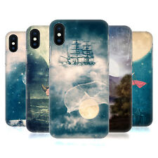 OFFICIAL PAULA BELLE FLORES MOON HARD BACK CASE FOR APPLE iPHONE PHONES