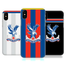 OFFICIAL CRYSTAL PALACE FC 2017/18 PLAYERS KIT BACK CASE FOR APPLE iPHONE PHONES