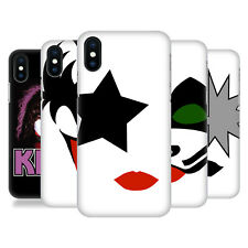 OFFICIAL KISS SOLO HARD BACK CASE FOR APPLE iPHONE PHONES