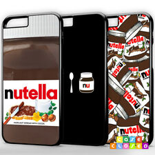 NUTELLA CHOCOLATE SPREAD Phone Case Cover Cute for iPhone Samsung Hard/Rubber