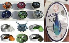 Magnetic PUTTY Hand Slime Play Plasticine Dough Rubber Magic Super MOVES