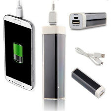 Portable Mini 2600MAH For Mobile Phone Charger External Battery Power Bank