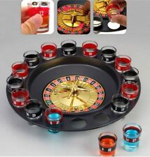 DRINKING ROULETTE PARTY SET SPIN SHOT HEN GAME UK STOCK FAST & FREE DISPATCH