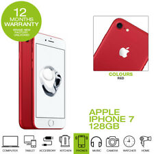 Apple iPhone 7 128GB PRODUCT RED - Apple 1 year Warranty - Brand New