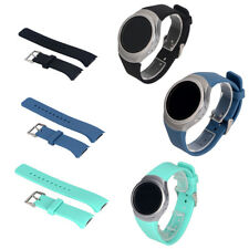 Silicone Sports Loop Strap Wrist Band For Samsung Galaxy Gear S2 BSM R720 Watch