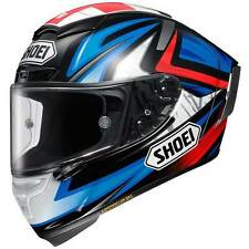 SHOEI X-SPIRIT 3 III Deportivo Pista De Carreras Casco MOTO BRADLEY SMITH GP