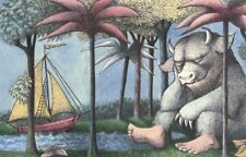Maurice Sendak Canvas Art Prints Where The Wild Things Are 18 Different Options