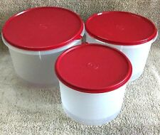 Tupperware - Super Storer ROUND dry/wet storage containers, MULTIPLE VARIATIONS
