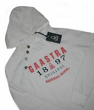 Gaastra osmooth WN Mujer Blanco Con Capucha Jersey T.L