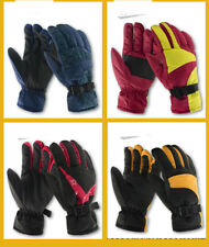 Motocycles cycle  Sports Gloves Ski Snowboard Snow Thermal Waterproof Unisex