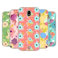 HEAD CASE DESIGNS WHIMSICAL FLOWERS BACK CASE FOR SAMSUNG GALAXY J7 2017 / PRO
