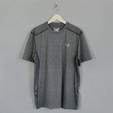Under Armour Raid Short Sleeve T-Shirt Carbon Heather