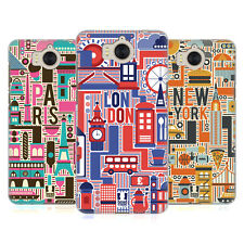 HEAD CASE DESIGNS COUNTRY LANDMARKS BACK CASE FOR HUAWEI Y6 (2017) / NOVA YOUNG