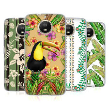 HEAD CASE DESIGNS TROPICAL VIBES SOFT GEL CASE FOR MOTOROLA MOTO G5S