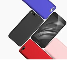 Case Cover For Xiaomi Mobile Ultra Slim 360° Hybrid s & Glass Screen Protector