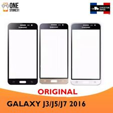 ORIGINALE VETRO Touch screen Samsung Galaxy j3/j5 j7 2016 Bianco/nero/d'oro