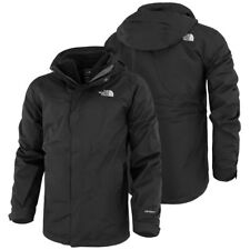 The North Face Uomo Evolution II TRICLIMATE GIACCA MASCHILE NERA T0CG53JK3