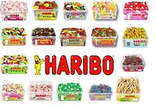 HARIBO SWEETS WHOLESALE DISCOUNT CANDY BOX PARTY FAVOURS TREATS 1 tub or loose