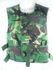 army body armour cover woodland dpm