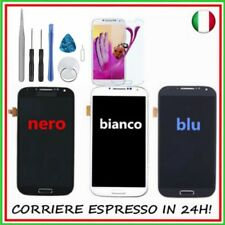 PER SAMSUNG GALAXY S4 I9505 LCD DISPLAY TOUCH SCREEN FRAME+Film d'acciaio+TOOLS