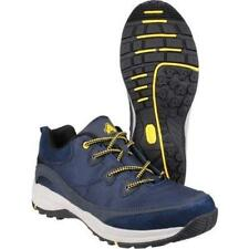 Amblers FS701 Skarn Safety Trainers Steel Toecap & Midsole Blue Lightweight SALE