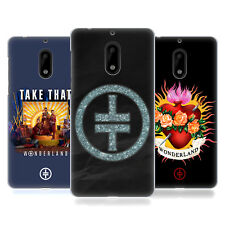 UFFICIALE TAKE THAT WONDERLAND COVER RETRO RIGIDA PER NOKIA TELEFONI 1