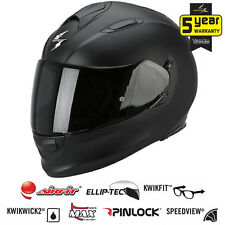 SCORPION EXO 510 Air Nero Opaco Integrale Casco da moto motocicletta