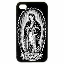 Santa Cruz 'Guadalupe' iPhone 4 Case. Black.