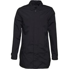 Sale French Connection Mens Mac 2 Jacket Marine Blue mac style jacket RRP £99.99
