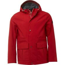 Timberland Mens Mount Clay Wharf Bomber Jacket Chili Pepper waterproof breathabl