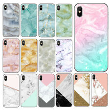 Slim Coque Etui Housse Marbre Soft TPU Silicone Case for Iphone 5 6 6S 7 8 PLUS