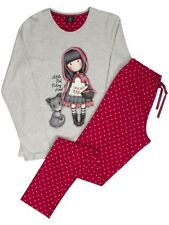 Santoro Gorjuss Little Red Riding Hood Women's Pyjama Set