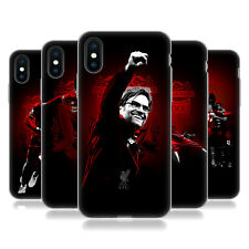 LIVERPOOL FC LFC ORGOGLIO ROSSO COVER MORBIDA IN GEL PER APPLE iPHONE TELEFONI