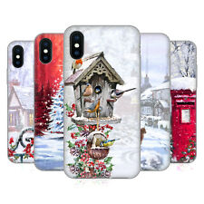 OFFICIAL THE MACNEIL STUDIO WINTER WONDERLAND GEL CASE FOR APPLE iPHONE PHONES