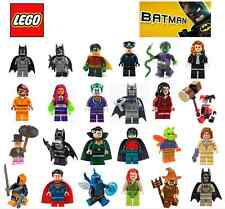 LEGO MINIFIGURE FROM BATMAN SETS - ALL NEW - INCLUDES ROBIN, CATWOMAN, JOKER