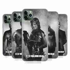 OFFICIAL AMC THE WALKING DEAD DOUBLE EXPOSURE GEL CASE FOR APPLE iPHONE PHONES