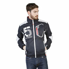 Giacche Geographical Norway Calife man, Uomo Blu/Bianco/Grigio