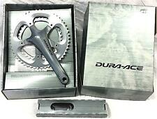 Shimano Dura-Ace 7800 10 Speed Double Chainset   FC-7800   170 & 172.5mm LIMITED