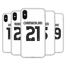 LIVERPOOL FC GIOCATORI AWAY KIT 17/18 2 CASE IN GEL PER APPLE iPHONE TELEFONI