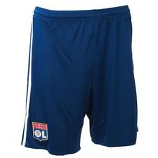 Short de football Adidas Ol short h 16/17 away Bleu 31235 - Neuf