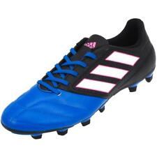 Chaussures football moulées Adidas Ace 17.4 fxg h Bleu 38832 - Neuf