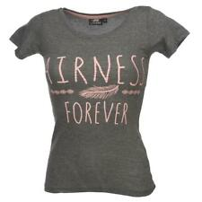 Tee shirt manches courtes Airness Fyrano fitnessgris fonce Gris 75325 - Neuf