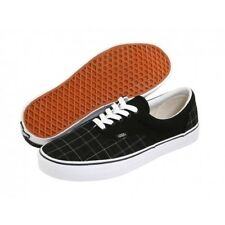 Baskets Homme VANS Era Tm Woven Plaid Black Castle Rock