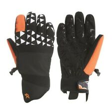 Gants Ski CELTEK Faded snow Gloves Marben Noir et orange Taille XL