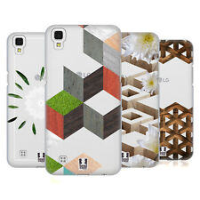 HEAD CASE DESIGNS ORGANIC GEOMETRY HARD BACK CASE FOR LG PHONES 2