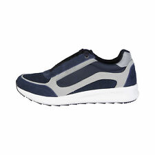Chaussures Sparco LASARTE, Sneakers Homme Bleu/Gris