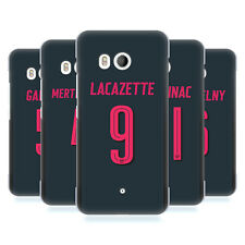 UFFICIALE ARSENAL FC 2017/18 GIOCATORI KIT THIRD 2 CASE PER HTC TELEFONI 1